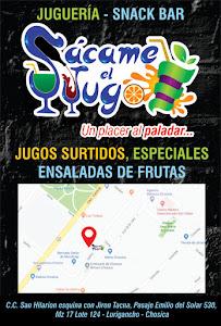 SACAME EL JUGO 3