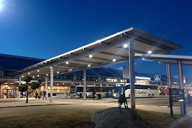 Автобусная станция   Landvetter Airport