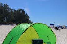Manatee Public Beach, Holmes Beach, United States