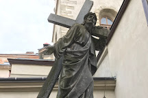 Column of St. Christopher, Lviv, Ukraine