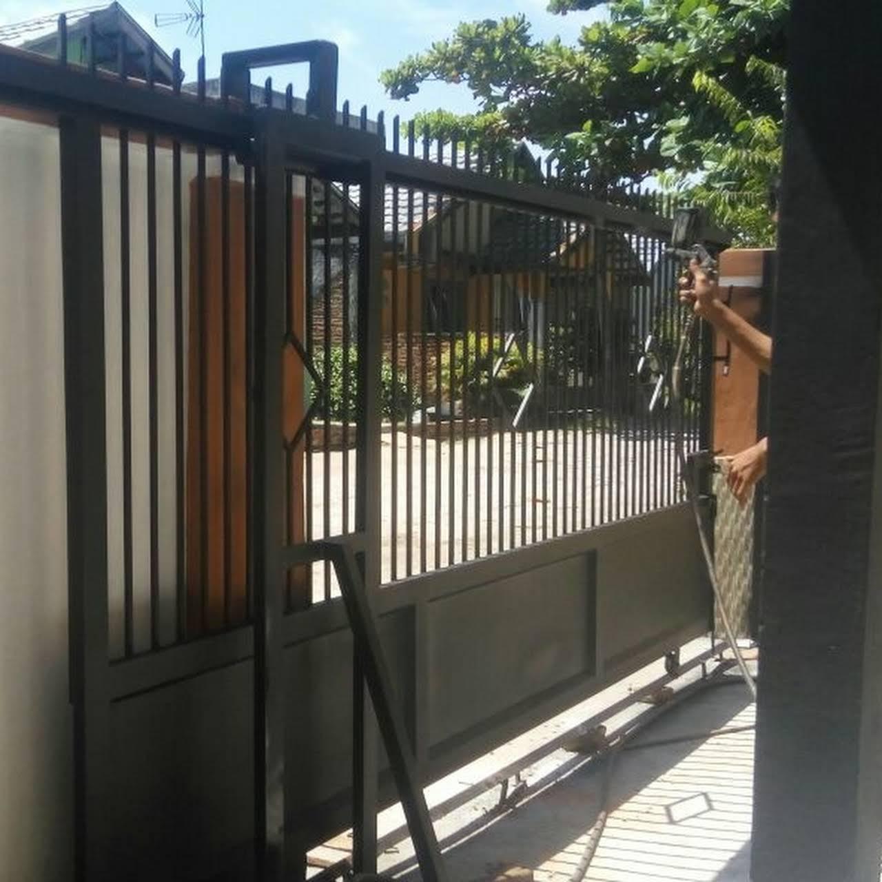 Bengkel Las Semangat Menikah (MITRA LOGAM) - Metal Working Shop