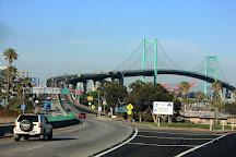 Vincent Thomas Bridge, Los Angeles, United States