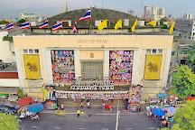 Rajadamnern Thai Boxing Stadium, Bangkok, Thailand