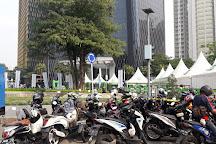 Epicentrum Walk, Jakarta, Indonesia