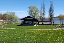 Kelso Beach Park, Owen Sound, Canada