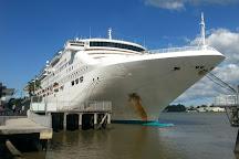Portside Wharf, Brisbane, Australia