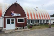 Vignoble Clos du Vully, Ottawa, Canada