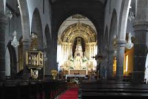 Igreja de Sao Miguel Arcanjo, Vila Franca do Campo, Portugal