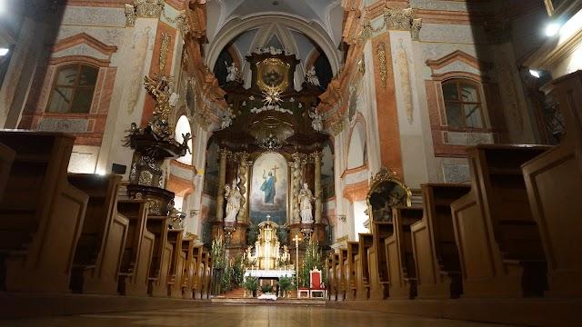 Kostel sv.Kajetána