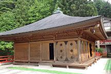 Nisekiji Temple, Kamiichi-machi, Japan