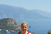 Gemiler Island, Fethiye, Turkey