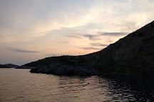 Saint Nicholas Beach, Hydra Town, Greece