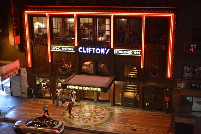 Clifton's Republic 648 S Broadway Image