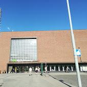 Железнодорожная станция  Tampere