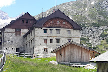 Berliner Huette, Mayrhofen, Austria
