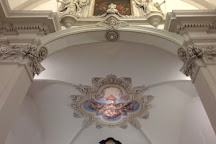 Chiesa San Carlo Borromeo, Lugano, Switzerland