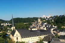 The Neumünster Abbey Cultural Exchange Center, Luxembourg City, Luxembourg