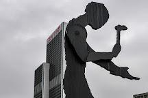 Hammering Man, Frankfurt, Germany