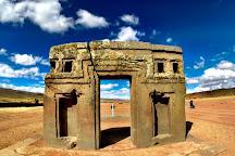 Tiwanaku, Tiwanaku, Bolivia