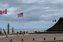 Omaha Beach, Saint-Laurent-sur-Mer, France