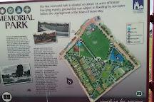 Herne Bay Memorial Park, Herne Bay, United Kingdom