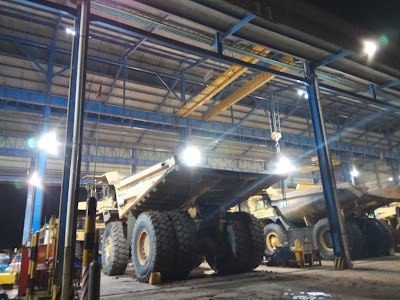 Bays 11 BIG MACHINE
