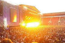Eden Arena, Prague, Czech Republic