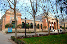 Palacio de Velazquez, Madrid, Spain