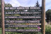 Palmer Visitor Information Center, Palmer, United States