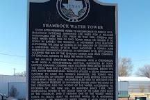 Shamrock Water Tower, Shamrock, United States