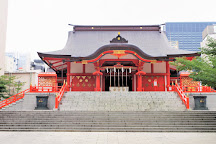 Hanazono Shrine, Shinjuku, Japan
