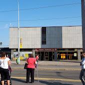 Станция  станции  Nádraží Holešovice