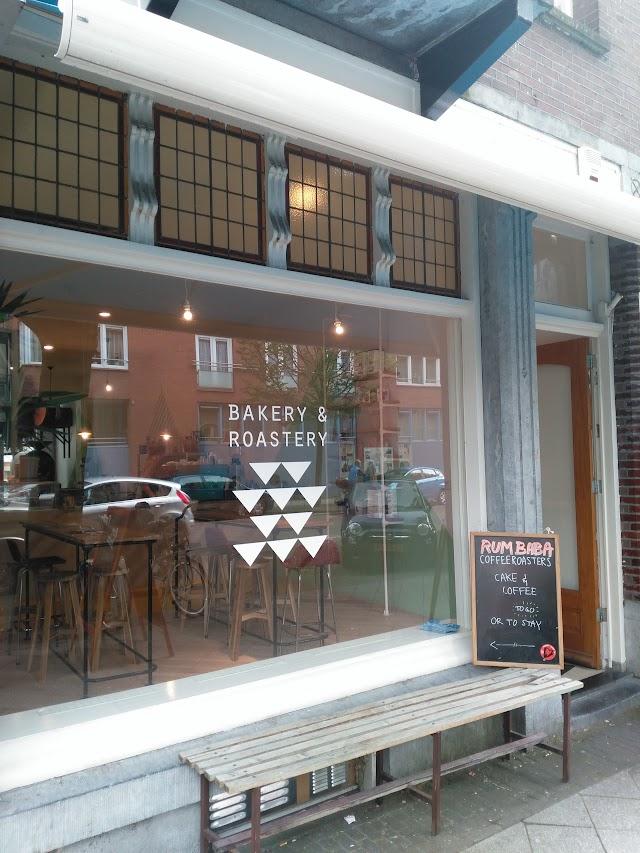 Rum Baba Bakery and Roastery