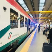 Автобусная станция   Rome Fiumicino Airport Terminal 3