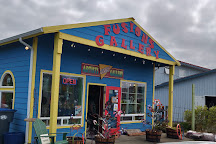 Fusions Gallery, Ocean Shores, United States