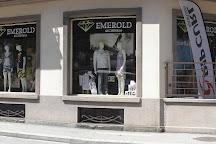 Emerold board shop, Lugano, Switzerland