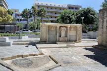 Bembo Fountain, Heraklion, Greece