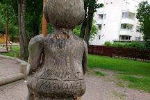 Maki-Matin perhepuisto, Jyvaskyla, Finland