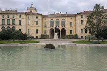 Monumento a Indro Montanelli, Milan, Italy