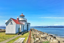 West Point Lighthouse, Seattle, United States