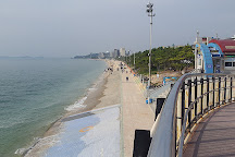 Dacheon Beach, Boryeong, South Korea