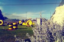 Salento Paintball Park, Copertino, Italy