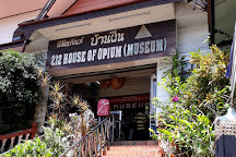 212 House of Opium (Museum), Chiang Saen, Thailand