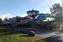 Storsjobadet, Ostersund, Sweden