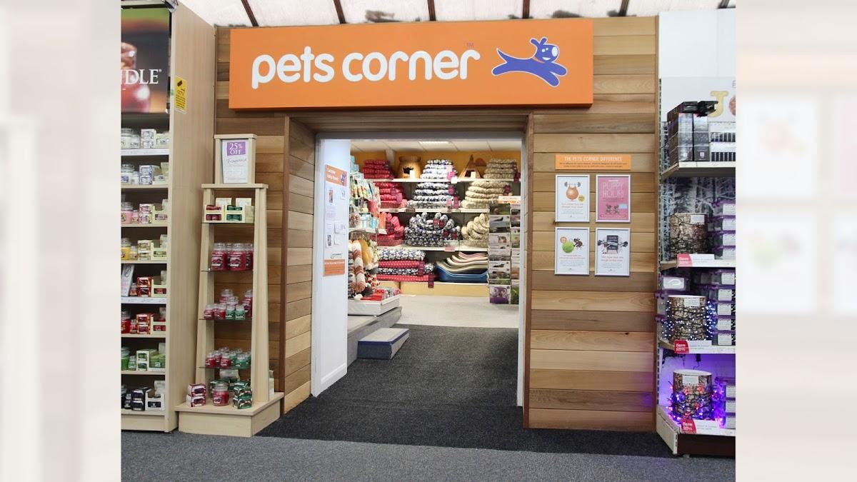 Pets Corner Woking store