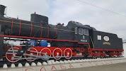 музейный поезд ж.д Орск