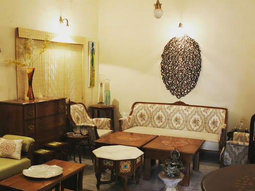 Ethnic Creations Antique Furniture Home Decor Store In Ernakulam