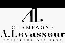 Champagne Albert Levasseur, Cuchery, France