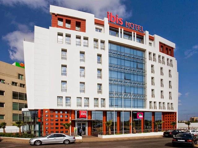 Ibis Casablanca Sidi Maarouf Hôtel