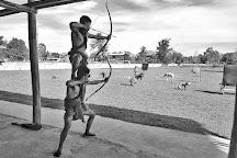 Royal Archery Club, Siem Reap, Cambodia